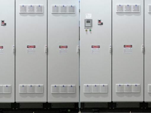 Bancos de Capacitores / Filtros de armónicas